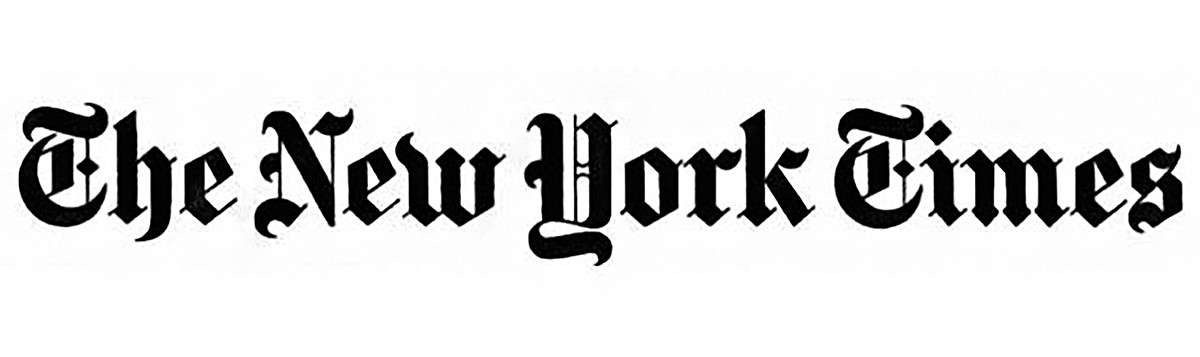 Image result for the new york times logo""